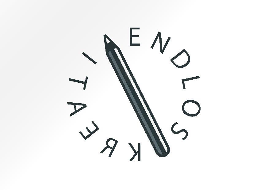 Endloskreativ - Logo