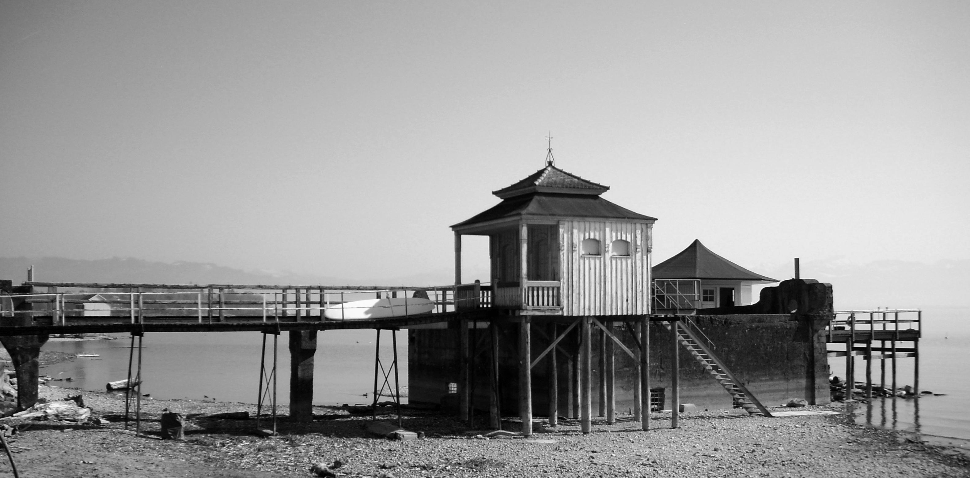 Strandhaus am Bodensee