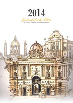 Jahreskalender Wien 2014
