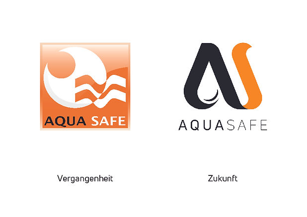 aquasafe - logodesign