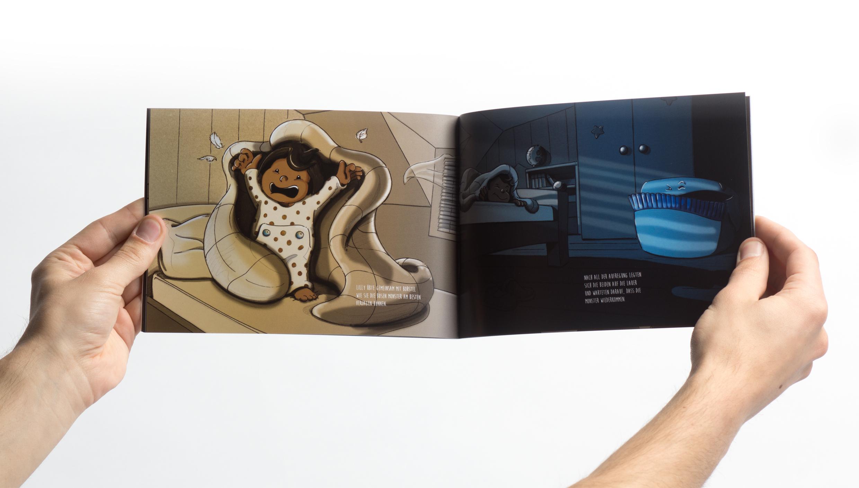 Kinderbuch | Die Spielzeugmonster