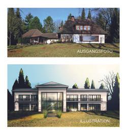 Bau-Visualisierung