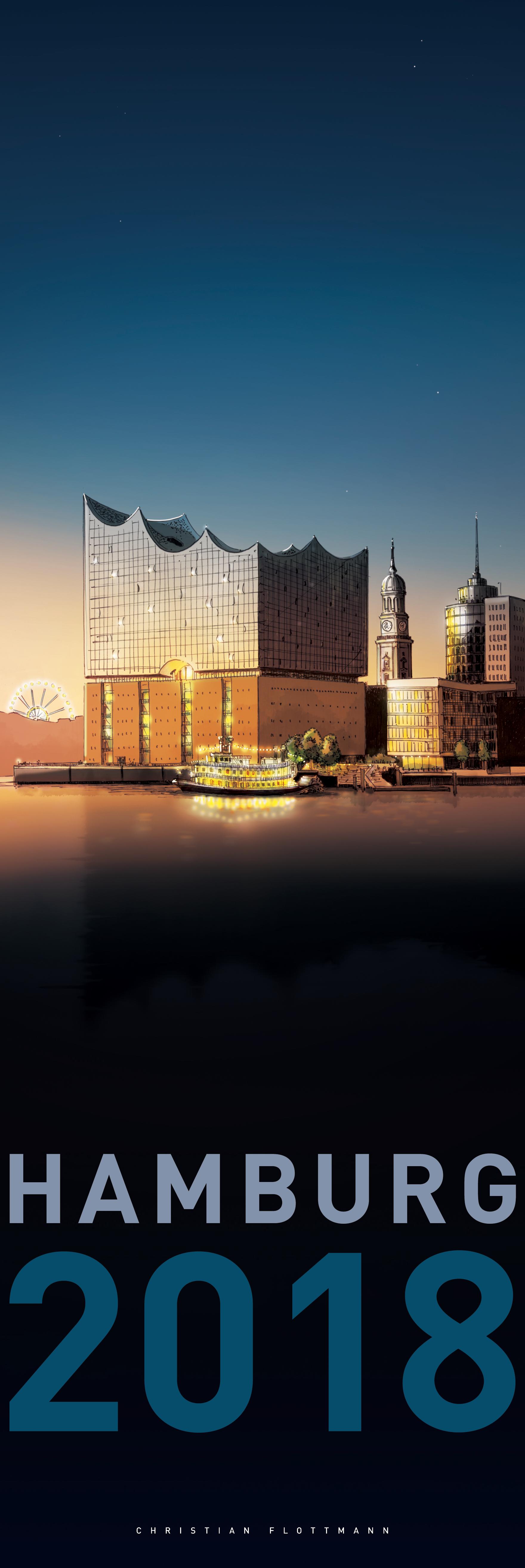 Hamburg Kalender 2018