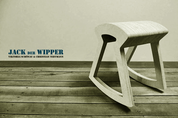 Jack der Wipper | Hocker