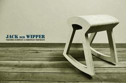 Jack der Wipper | Hocker