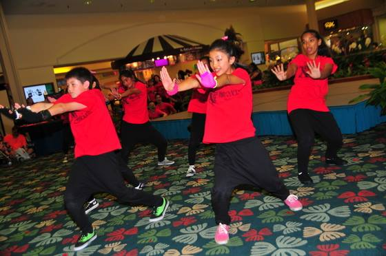 Hip Hop 2 at Kahala Mall