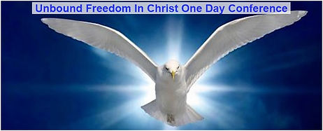 Unbound Freedom In Christ One Day Confer