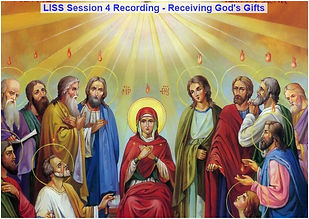 LISS Session 4 Receiving God's Gifts Rec