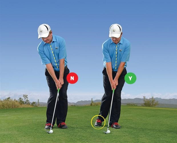 Ben Guilford Golf Chipping