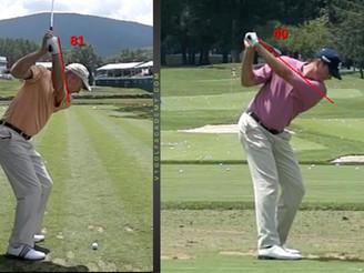 Swing match ups