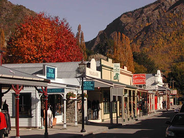 Arrowtown, Auckland Golf Lessons, Golf tours