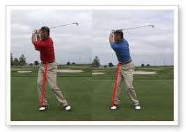 How to improve golf swing hip movement