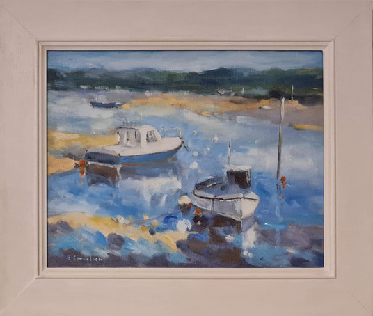boats st helens Quay