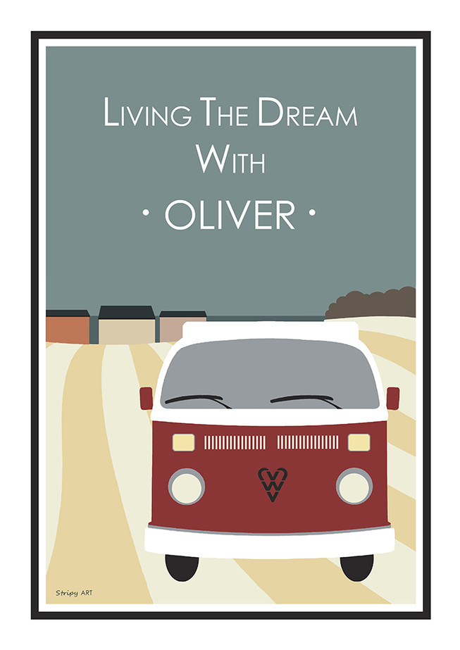 Living the Dream with Oliver