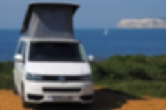 Prices from £300 for a 3 night weekend VW campervan hire
