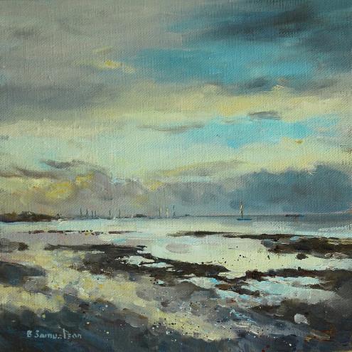 "Bembridge Beach ""Light"""