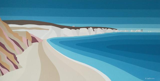 Alum Bay Sands