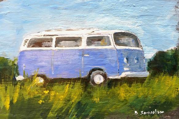 Dougal 1973 VW camper