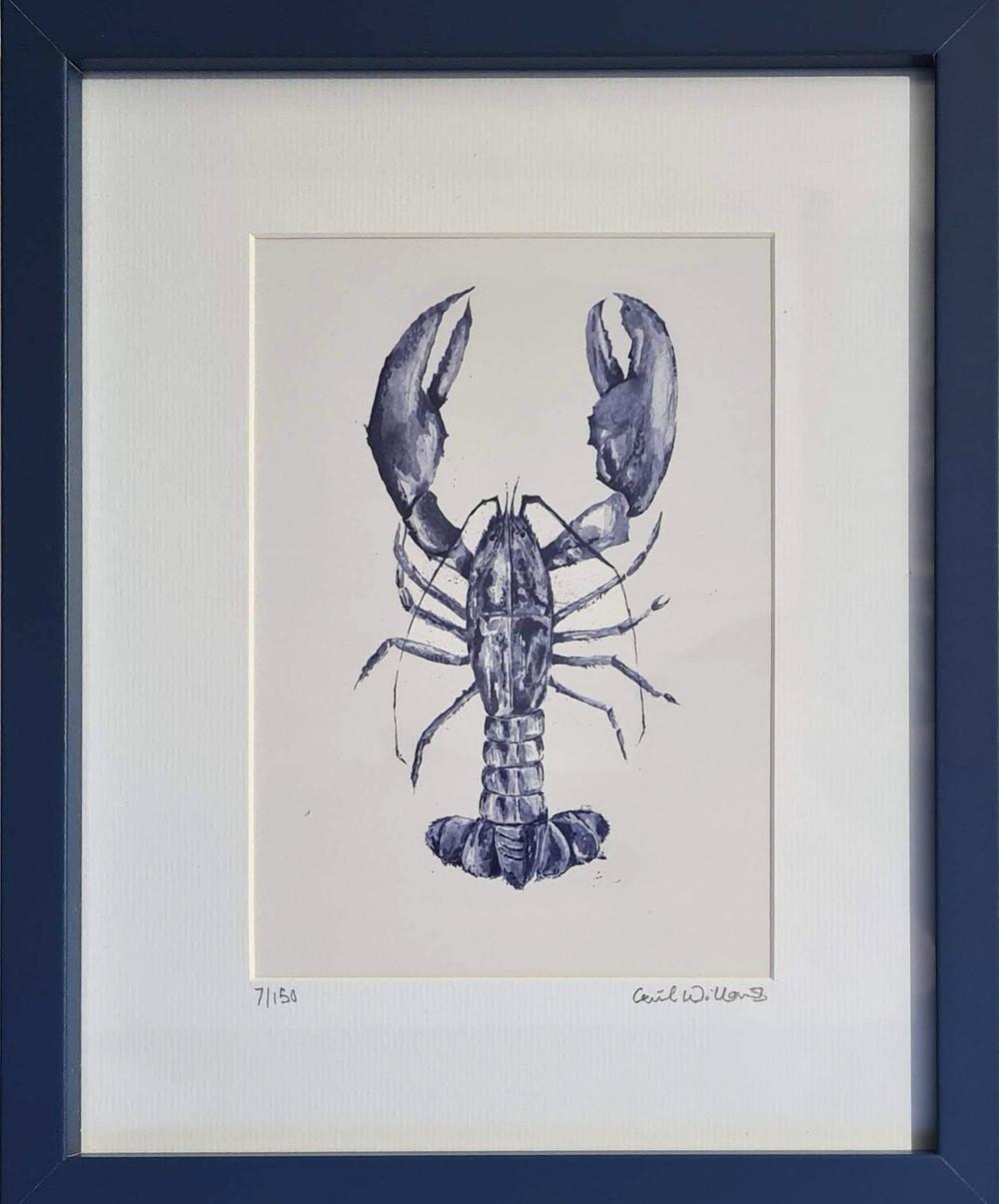 navy lobster