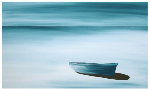 Blue Boat II