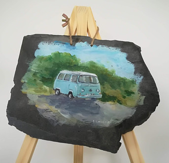 Zebby - 1973 VW Camper