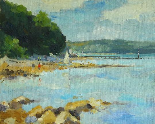 ducie beach bembridge