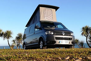 Dylan an automatic VW T5 Campervan