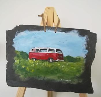 Oliver - 1972 VW Camper