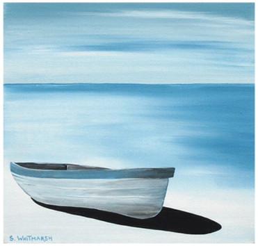 Blue Boat 1