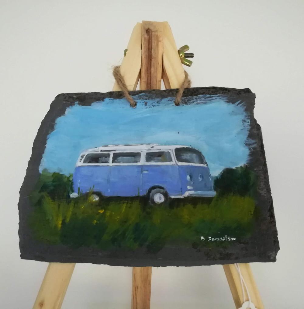 Dougal - 1973 VW Camper
