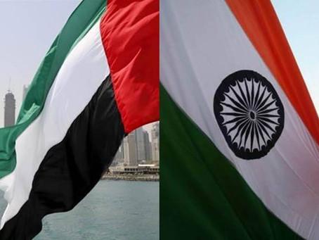 India, UAE discuss ways to facilitate investments