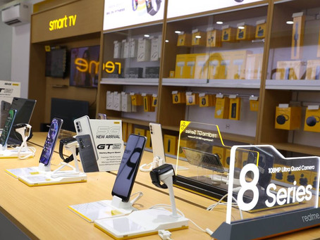 Realme opens 100 exclusive retail stores in India, plans expansion to 1,000 by 2022