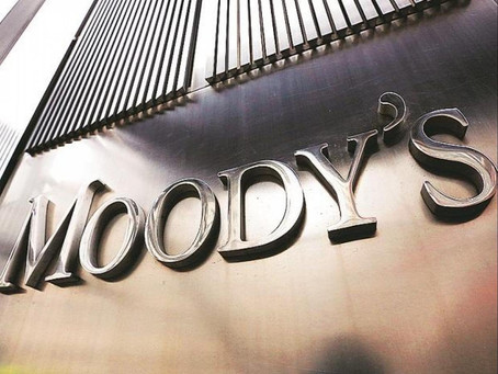 Moody's upgrades India's rating outlook to 'stable' from 'negative'