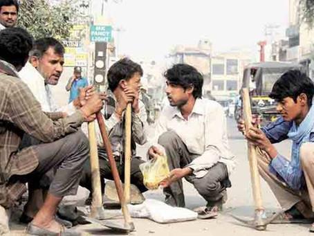 Over 3 crore unorganised workers registered on e-Shram portal