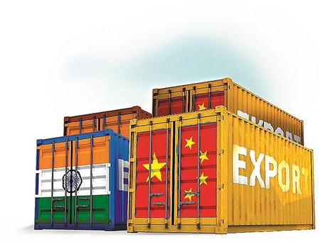 India-China trade volumes on course to touch record $100 billion-mark