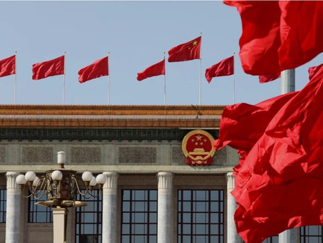 Could business be caught in the crossfire of China's 'legal battle with the West'?