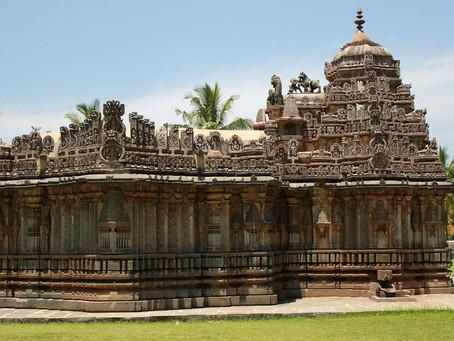 The Amrutheshwara Temple of Amruthapura