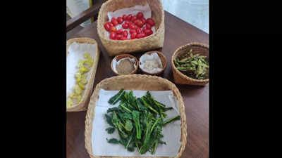 Food served as medicine in India, China for centuries