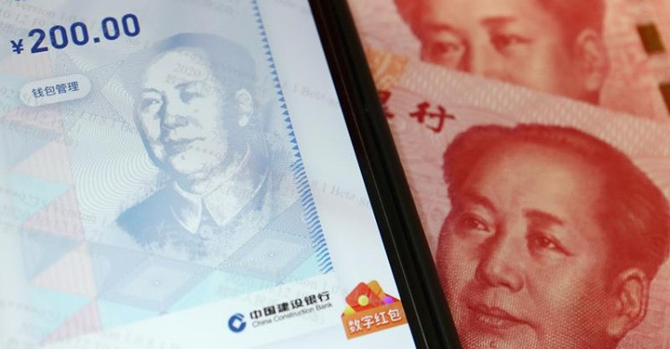 China's $1.5 million digital currency giveaway impressed analysts.  Shoppers, not so much