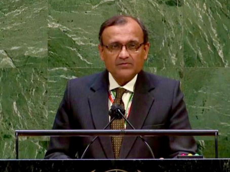 India has highest stakes in resolving refugees' repatriation from Myanmar: Tirumurti at UN