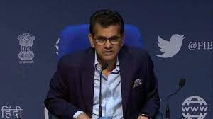 India shouldn't get in areas where China is already a leader: Amitabh Kant