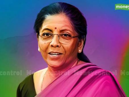Covid-19 stimulus will continue, says Finance Minister Nirmala Sitharaman