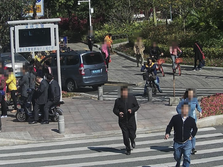 Jaywalkers under surveillance in Shenzhen soon to be punished via text messages