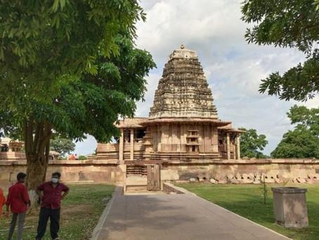 'Floating' bricks, sandbox tech: Engineering skill behind 13th C Telangana temple's UNESCO tag