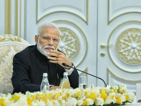 'Will present India as global leader,' says PM Modi ahead of US visit