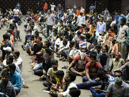 World's Largest Evacuation Begins as Modi Brings Indians Home