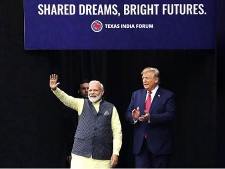 Howdy, Modi - tremendous display of bigger ideas, visionary leadership: top US diplomat