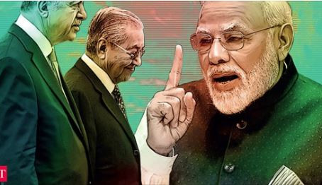 How Modi government is using aggressive diplomacy to its advantage