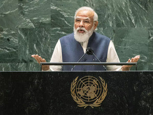 Entire world looking up to India in view of its vaccination drive success: PM Modi