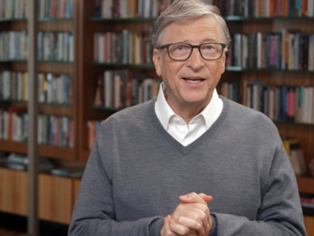 Bill Gates Just Said What Most of Us Needed to Hear. It's the Perfect Advice for 2020
